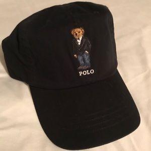 2641af07cc Ralph Lauren Polo bear hat NWT
